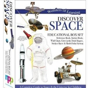 Wonders of Learning Box Set – Discover Space