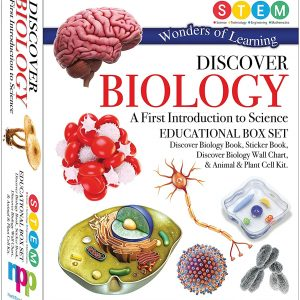 Wonders of Learning Box Set – Discover Biology