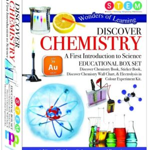 Wonders of Learning Box Set – Discover Chemistry