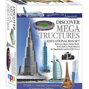 Wonders of Learning Box Set – Discover Mega Structures
