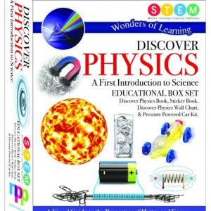 Wonders of Learning Box Set – Discover Physics