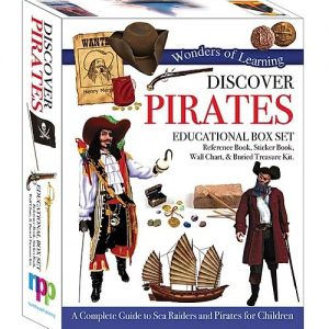 Wonders of Learning Box Set – Discover Pirates