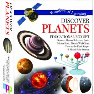 Wonders of Learning Box Set – Discover Planets