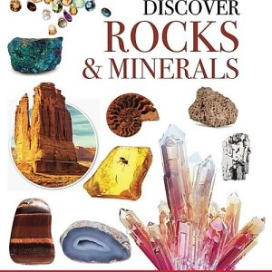 Wonders of Learning – Discover Rocks and Minerals Educational Tin Set