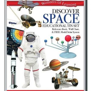 Wonders of Learning – Discover Space Educational Tin Set