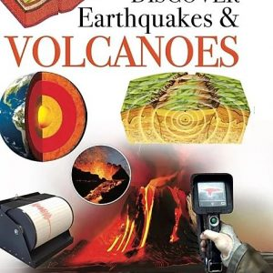 Wonders of Learning – Discover Volcanoes Educational Tin Set