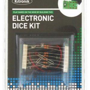Kitronik Electronic Dice kit