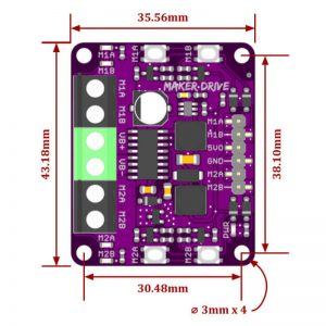Cytron Maker Drive board