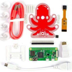OctoCam – Pi Zero W Project Kit