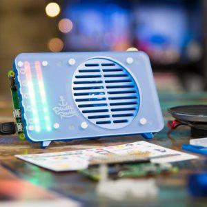 Pirate Radio – Pi Zero W Project Kit